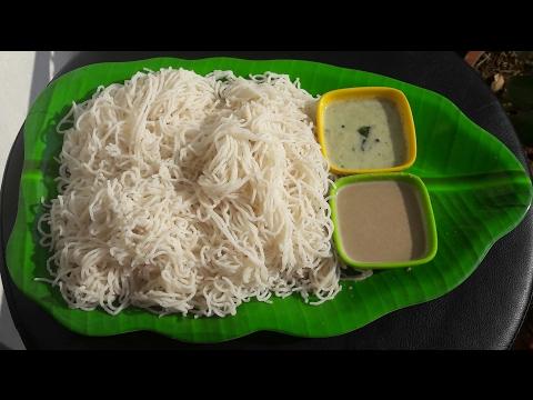 Karnataka special othu shavige | rice noodles | idiyappam recipe | ಒತ್ತು ಶ್ಯಾವಿಗೆ