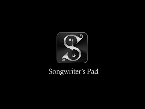 Songwriter's Pad for Mac and Windows PC