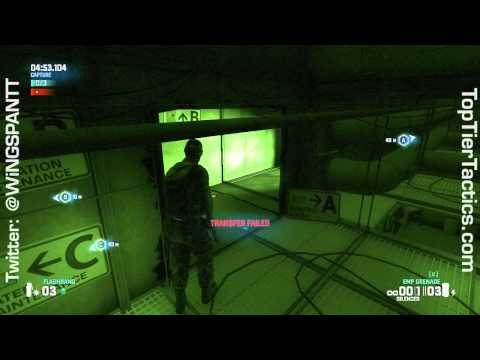 SvM Classic Strategy 2: Double Sticky Kill + Lucky Deaths! Splinter Cell Blacklist Multiplayer