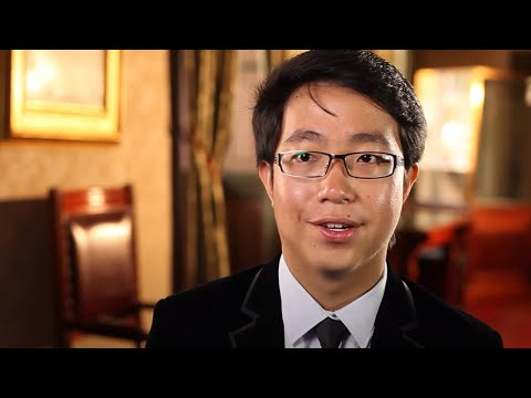 Simon Wong from Malaysia studied in Australia at Georges River College, Oatley Senior Campus
