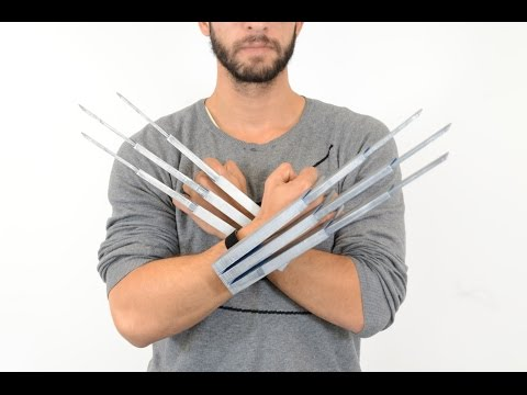 Wolverine claw by le FabShop