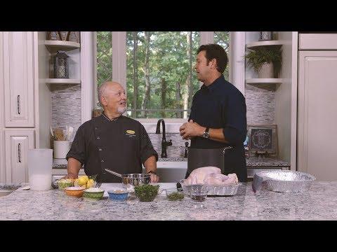 How to Brine a Turkey with Master Chef Tony Seta