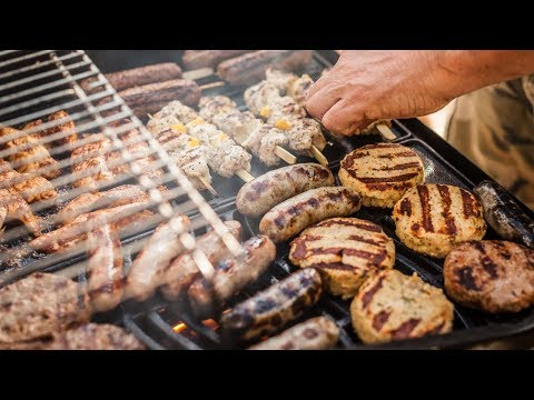Barbecue Tips from Oren Hartman, Owner of Naked Q Barbecue