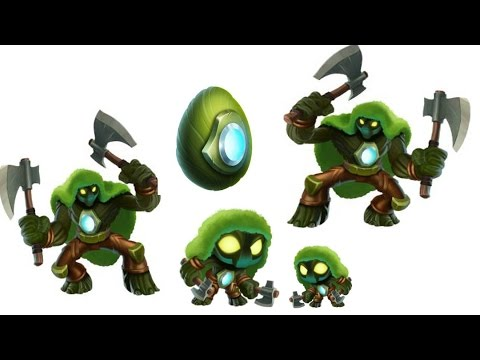 Fightreer Monster In Monster Legends Egg Review And Level Up Monster Legends GamePlay