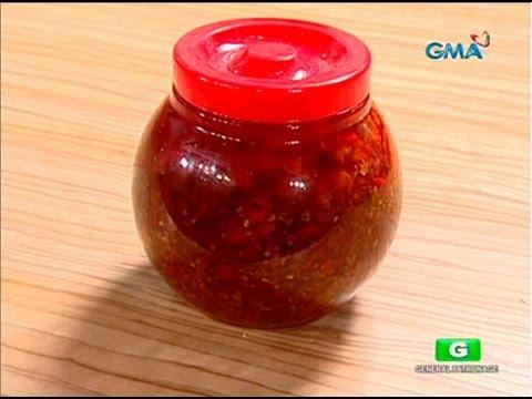Kusina Master: Learn how to make chili sauce