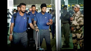 Sri Lanka leave for series in India after Buddhist