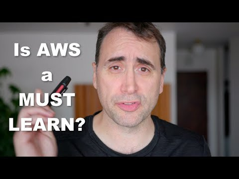 Is AWS a MUST learn?