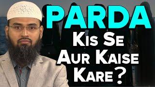 Parde Kaise Kare Qurani Steps Aur Parda Kisse Nahi Hai By Adv. Faiz Syed