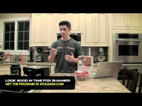 Midday MUSCLE BUILDING Foods - 5 Healthy High Protein Snacks