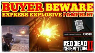 FULL GRIEFER POSSE vs  EXPRESS EXPLOSIVE BULLETS | Red Dead