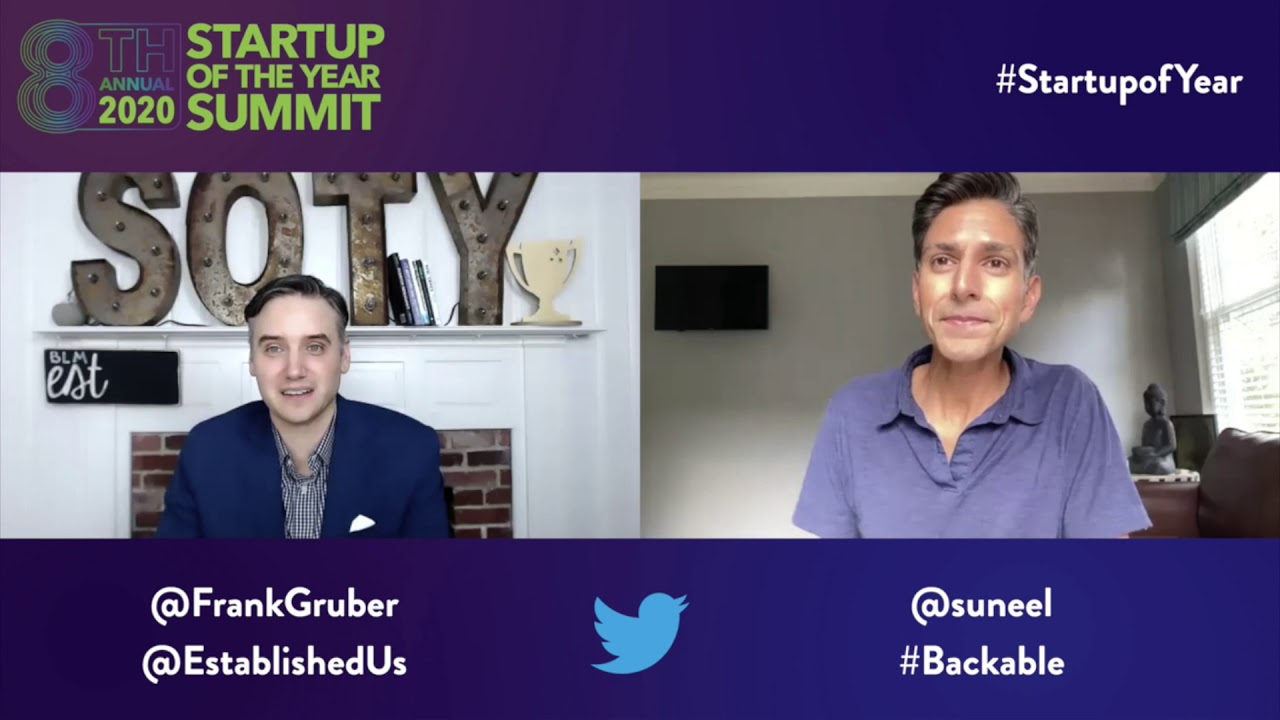 """#0047 - Suneel Gupta Explains How To Be """"BACKABLE"""""""