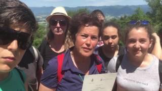 XIV Marcia di Barbiana.  Intervista ad una professoressa