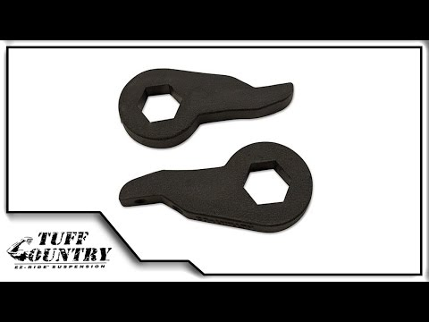 How To Install Tuff Country Torsion Bar Key Kits