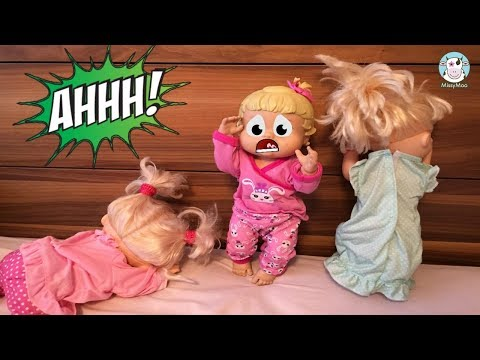 Baby Alive Scary Movie The Bedroom monster