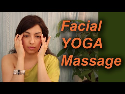 Facial Yoga Massage for Youthful Skin