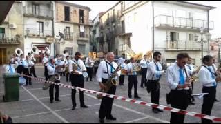 Festa Palermiti San Giusto 2014-Banda di Tiriolo