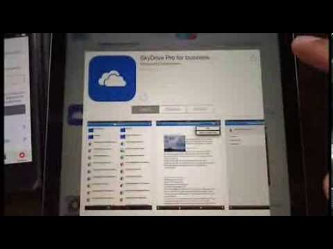 Apple IPAD Air with Microsoft 365 Apps