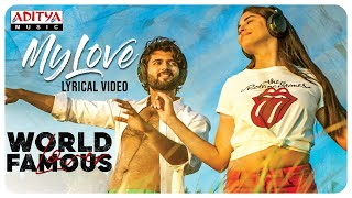 My Love Lyrical Video | Vijay Deverakonda | RaashiKhanna|Catherine|IzabelleLeite|AishwaryaRajesh