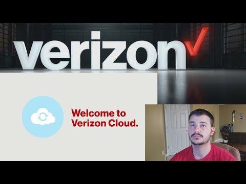 Verizon Cloud Help Video