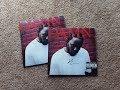 Kendrick Lamar - DAMN. (Limited Edition Autographed Red Vinyl)