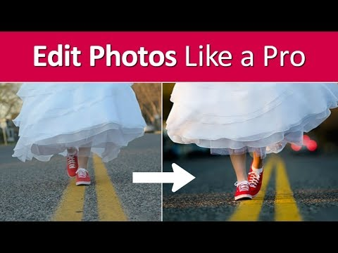 How To Edit Photos Like a Professional in Just Few Clicks