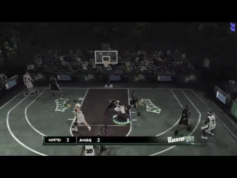 NBA2K12 - Blacktop mode