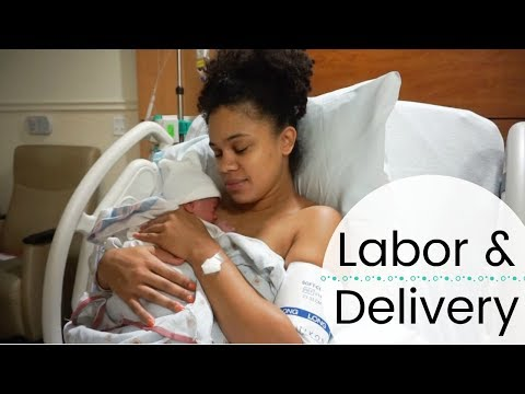 VBAC Labor & Delivery + 0 to 12 Months Old