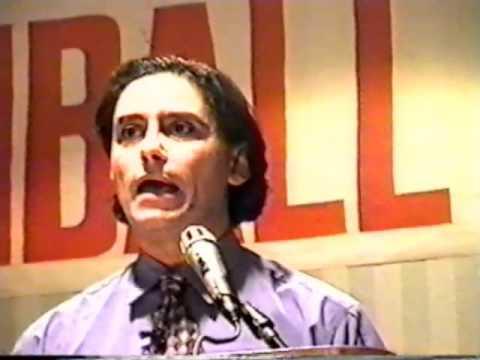 1999 Pinball Expo met George Gomez en Pat Lawlor