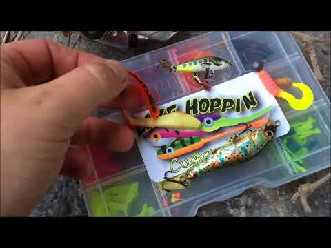 Ultralite Trout Fishing April 2018 Pennsylvania