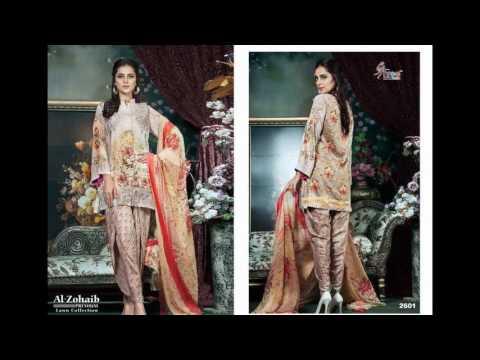 Buy Lawn Collection (no.of pieces 8 ) || Cambric Cotton Dresses || Surat textile Bazaar