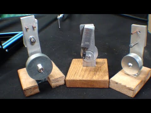 Make a Boy's Model Steam Engine pt 1 tubalcain