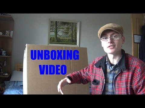 My New PC Unboxing Video
