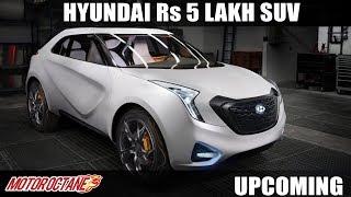 Hyundai Rs 5 lakh SUV | Hindi | MotorOctane