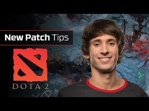 Dota 2 Tips - Adjusting to New Patches in Dota 2 with NaVi Dendi