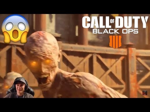REACTING TO THE TWO NEW BLACK OPS 4 ZOMBIES MAPS IX & Voyage of Despair! (Black Ops 4 Zombies)