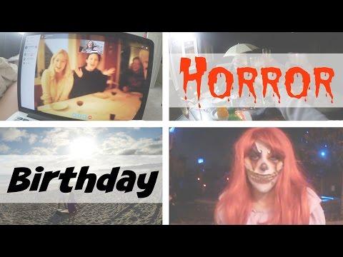 HORROR Geburtstag - Aupair VLOG #3