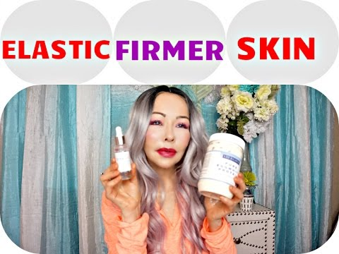 How to make the skin more ELASTIC in few weeks at any age
