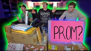 I GOT ASKED TO PROM THROUGH FANMAIL.. (WHAT SHOULD I DO?)