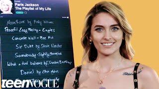 Paris Jackson Creates the Soundtrack to Her Life   Teen Vogue