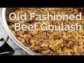 Old Fashioned Beef Goulash ♨️ Saladmaster Sizzler