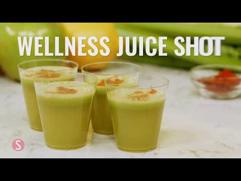 DIY Immunity Boosting Wellness Shots | SHAPE