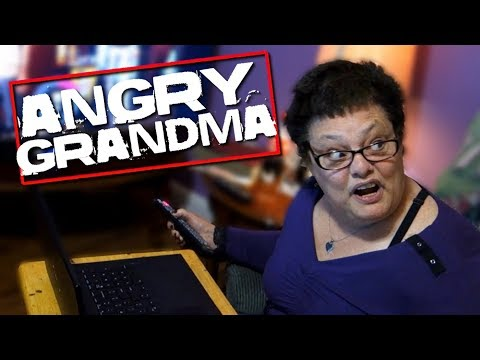 ANGRY GRANDMA FORGOT MY BIRTHDAY!