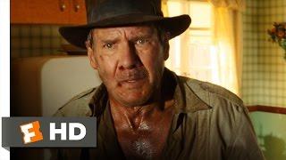 Indiana Jones 4 (2/10) Movie CLIP - Saved By the Fridge (2008) HD