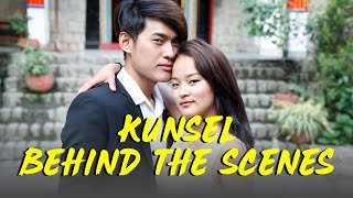 Kunsel - (Behind The Scenes)