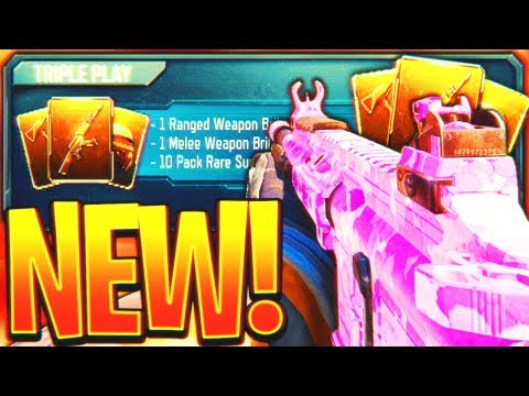 *NEW* FREE DLC WEAPONS UPDATE! - BLACK OPS 3 NEW FREE DLC WEAPONS CONTRACT! (BO3 Supply Drop Bribe)