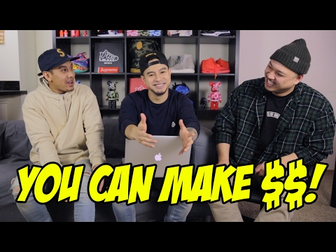HOW TO MAKE SERIOUS MONEY FOR SNEAKERS & CLOTHES!