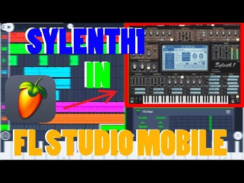 FLM3: Sylenth1 in FL Studio Mobile 3!!! (FREE GIVEAWAY!)