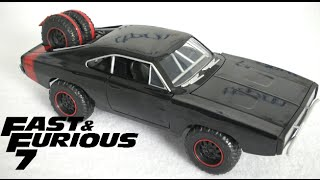 Fast and Furious 7 Dom's '70 Dodge Charger R/T from Jada Toys
