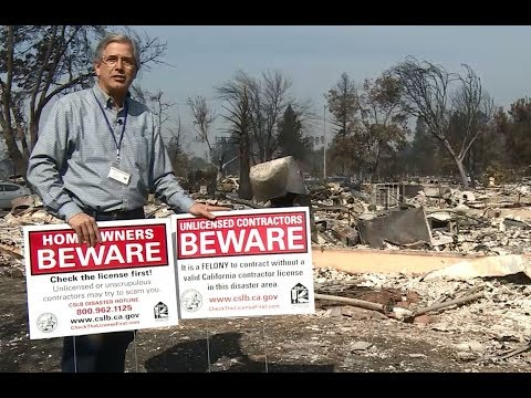 Tips for Rebuilding After the Recent Wildfires