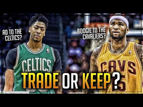 The TRADES That Can SAVE The NBA But Will NEVER Happen! | AD To Boston & BOOGIE To Cleveland!